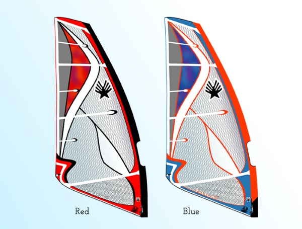 Ezzy Windsurf Sails