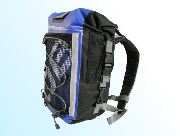 Overboard backpack